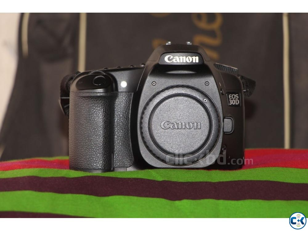 Canon 30D Body | ClickBD large image 2