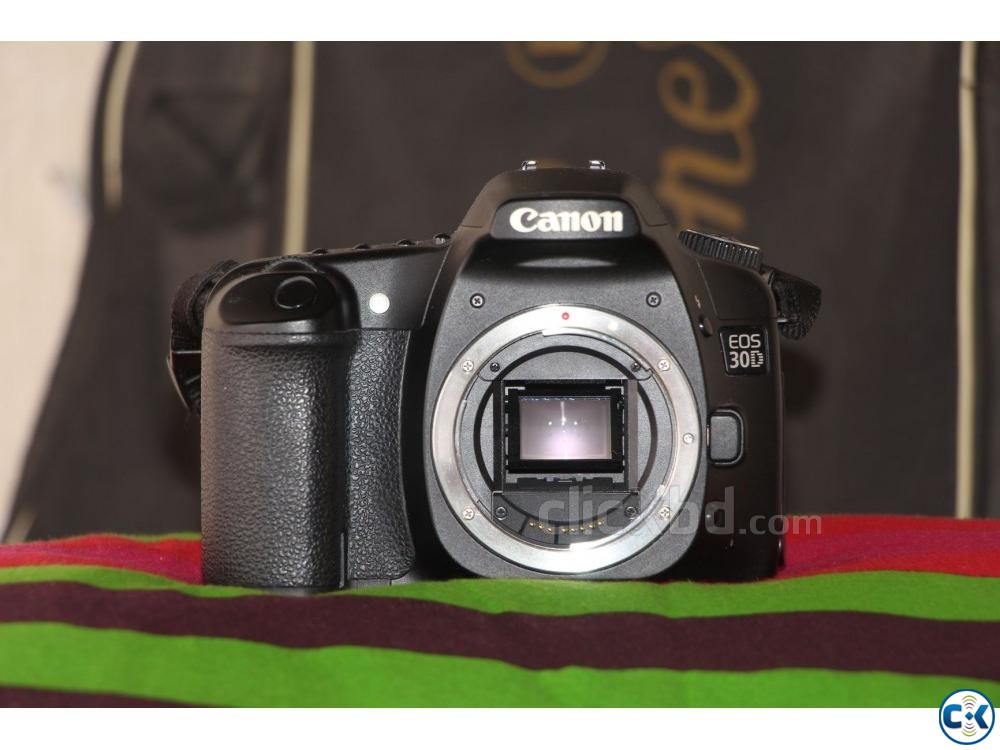 Canon 30D Body | ClickBD large image 4