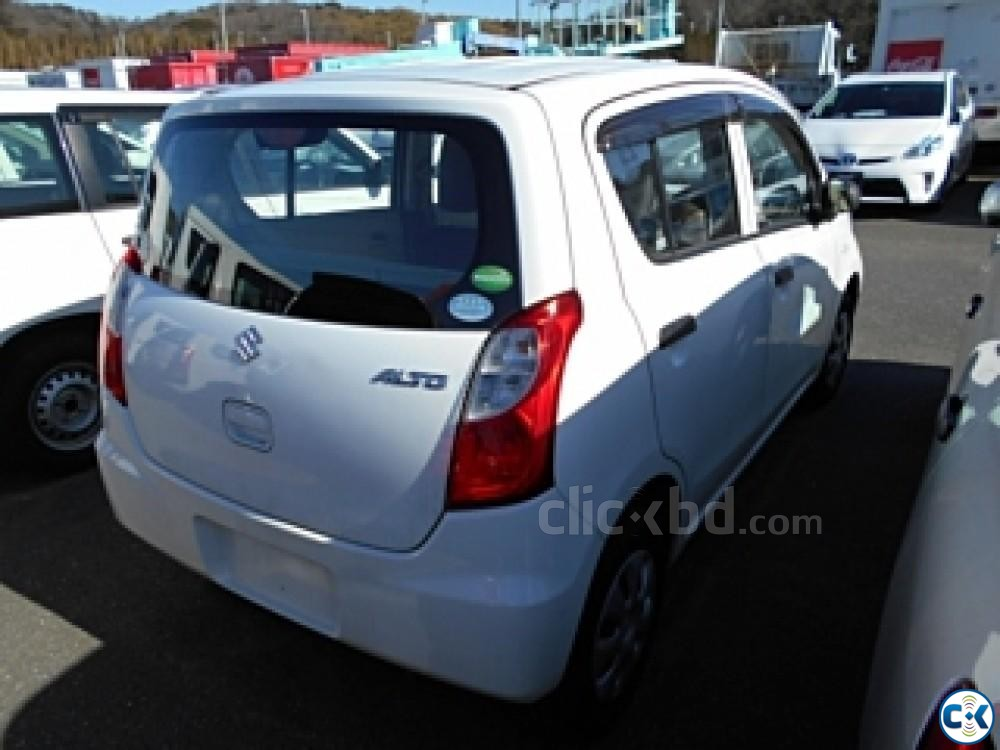 Suzuki Alto made In Japan Cheapest japanese car | ClickBD large image 2
