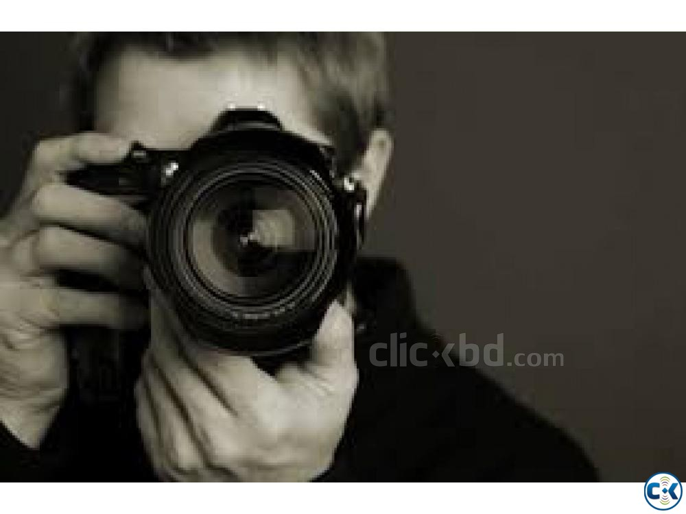 a big opportunity for Photographer Videographer | ClickBD large image 0