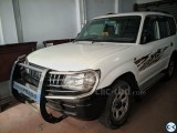 Toyota prado 2004 off-road package