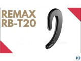 Remax Ultra thin Bluetooth Earphone