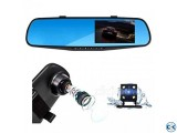 Spy camera Rearview Mirror Car Recorder
