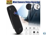 Spy Camera HD 1080P Mini Camcorder Dash Cam