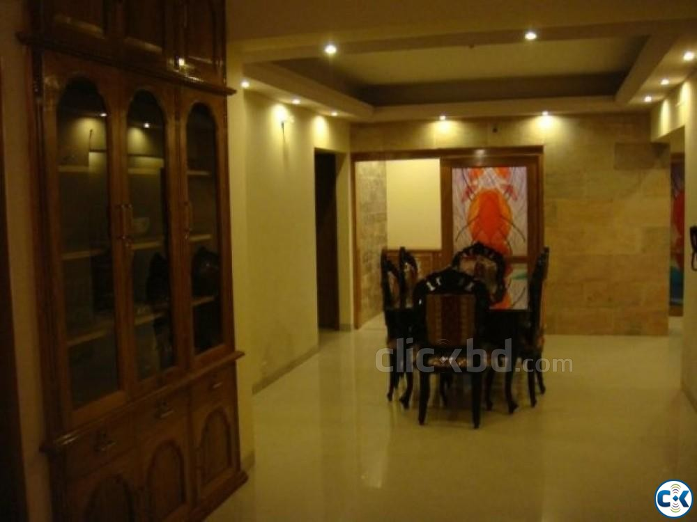 2600sft Beautiful 4Bed Apartment For Rent Banani | ClickBD large image 0