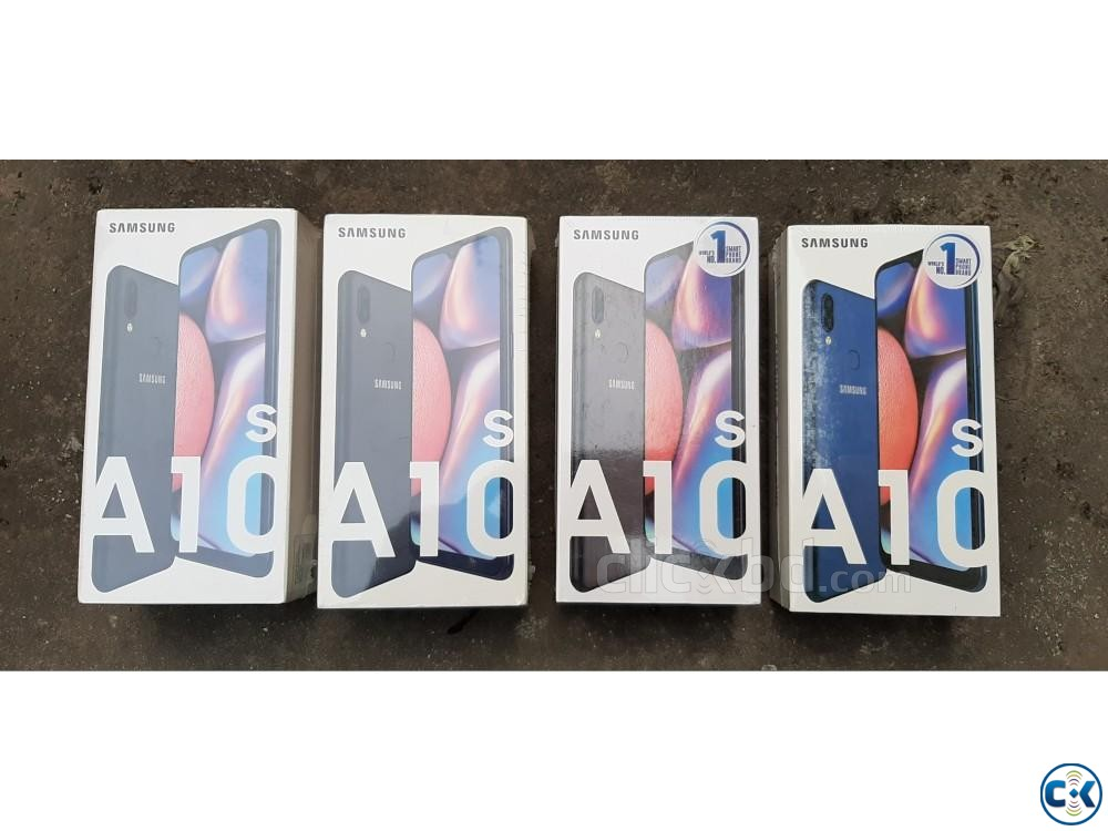 Samsung A10s Official with 1 year official Waranty | ClickBD large image 0