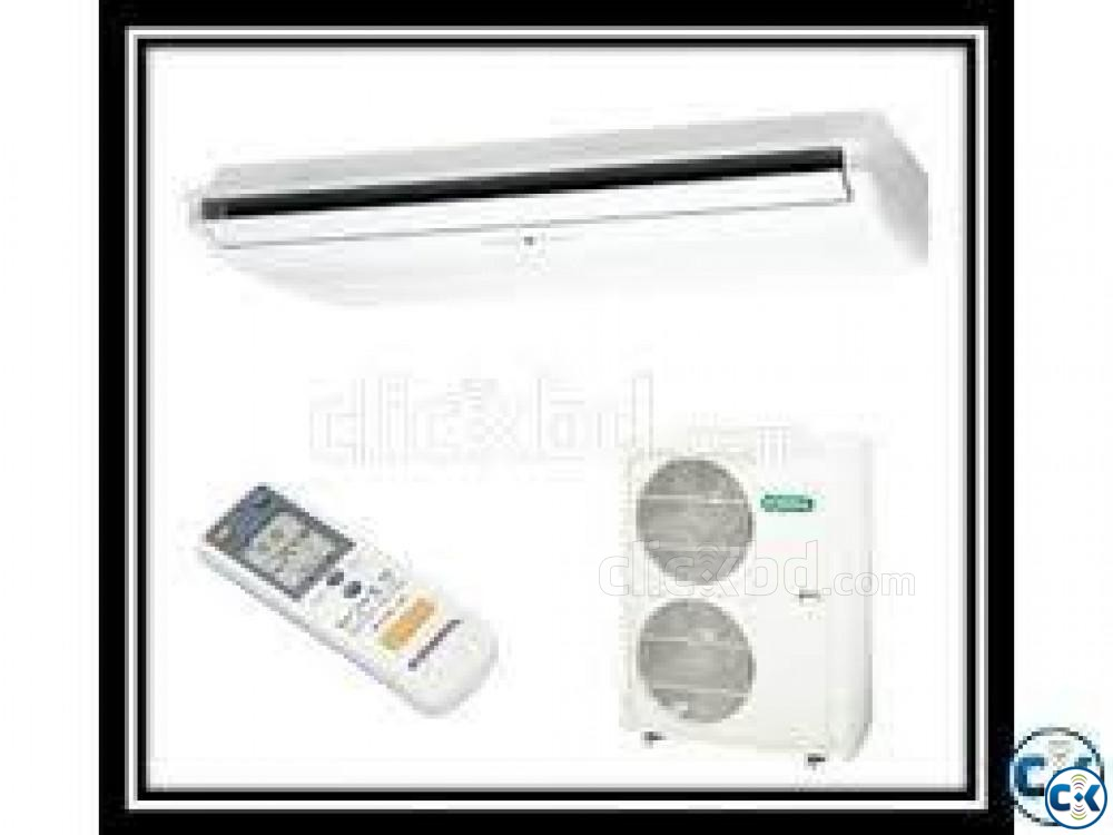 5.0 TON Fujitsu O General Ceiling Type AC Made In Thailand | ClickBD large image 0