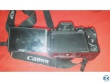 Canon 200d With 50mm Lens