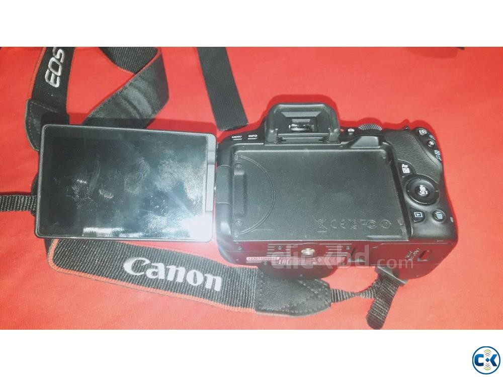 Canon 200d With 50mm Lens | ClickBD large image 0