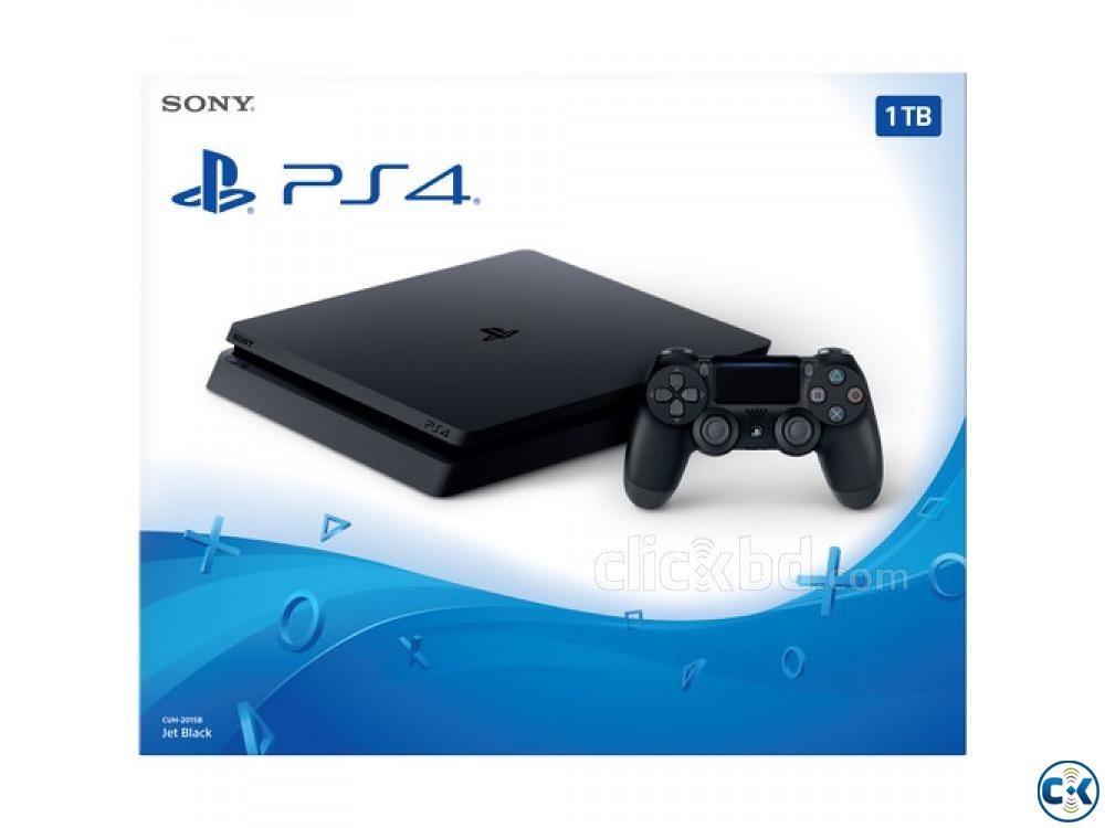 Sony PlayStation 4 Gaming Console 500GB | ClickBD large image 2