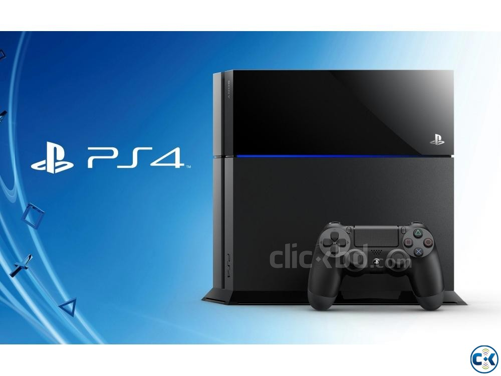Sony PlayStation 4 Gaming Console 500GB | ClickBD large image 4