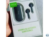 QCY T3 Fingerprint Bluetooth Headphones