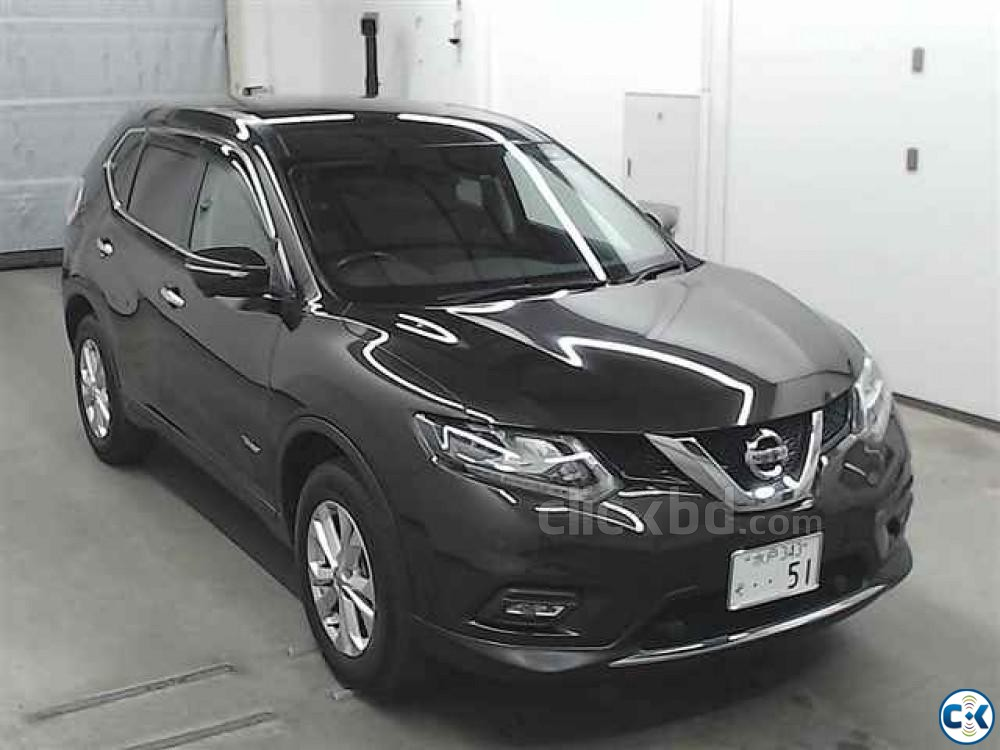 Nissan x-Trail Olive Green Pre Order | ClickBD large image 0