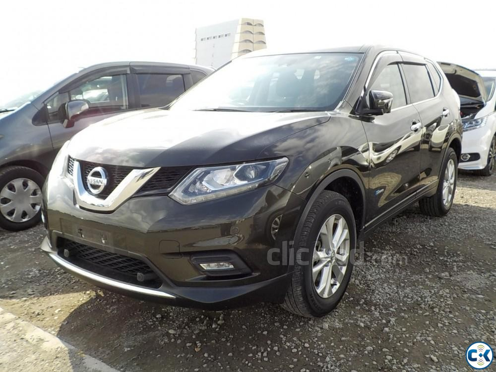 Nissan x-Trail Olive Green Pre Order | ClickBD large image 2