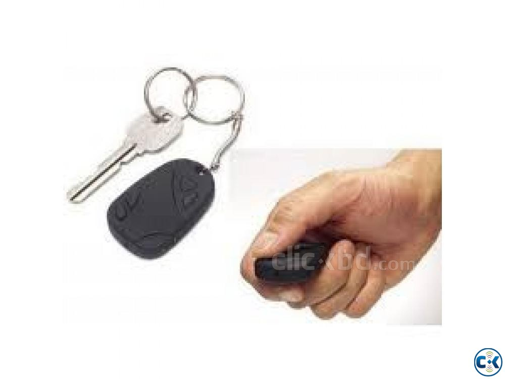 Spy Camera Key Ring Video Recorder | ClickBD large image 3