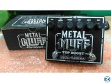 Metal Muff Distortion Pedal