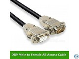 RS232 Data Serial Cable DB9 Pin for Industrial use