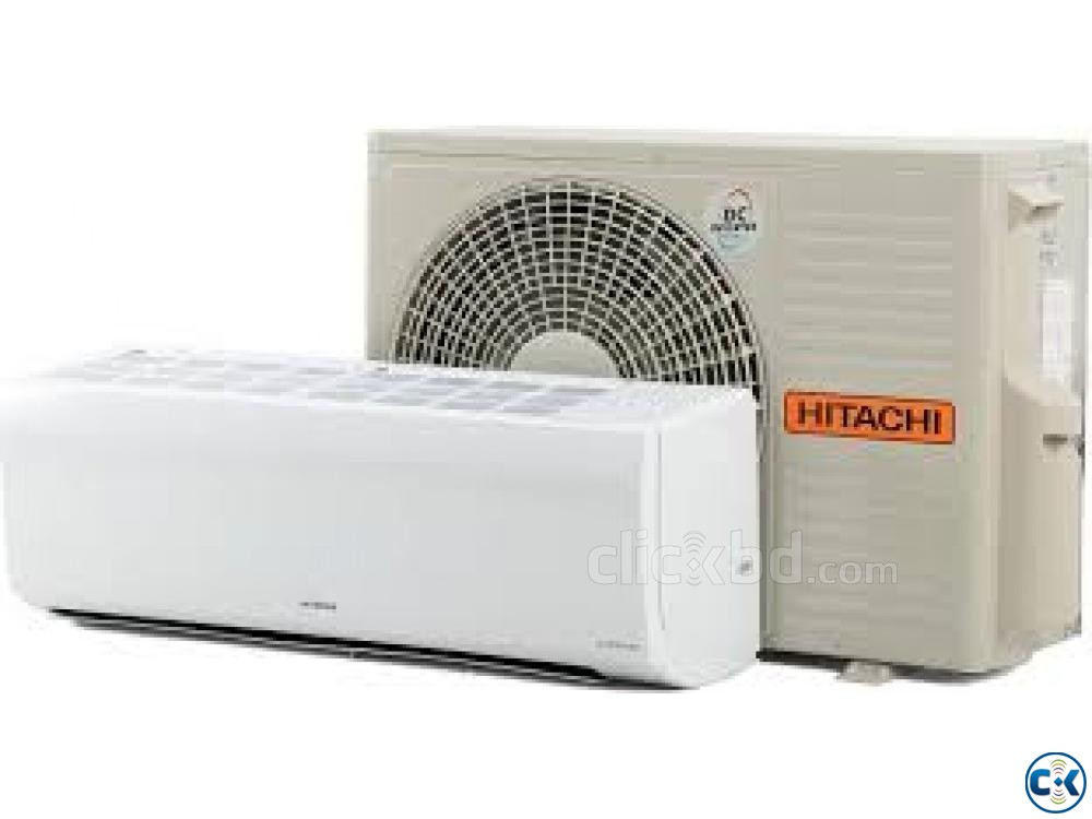 Hitachi RAS-DX18CJ 1.5 Ton Energy Saving Air Conditioner AC | ClickBD large image 1