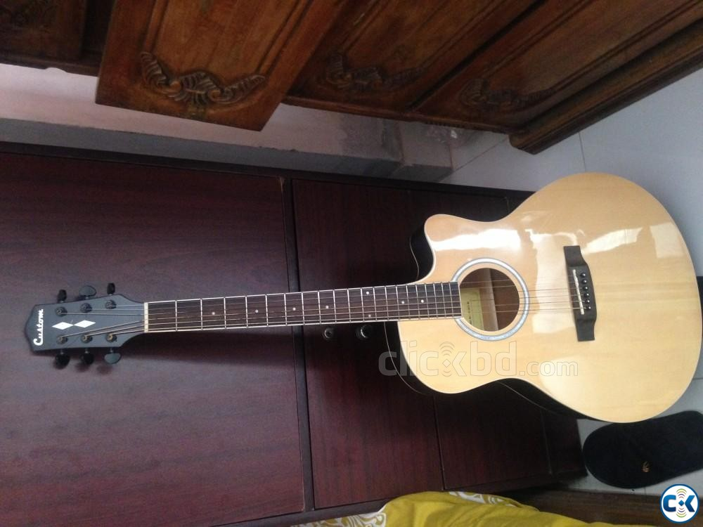 Acoustic guitar | ClickBD large image 2