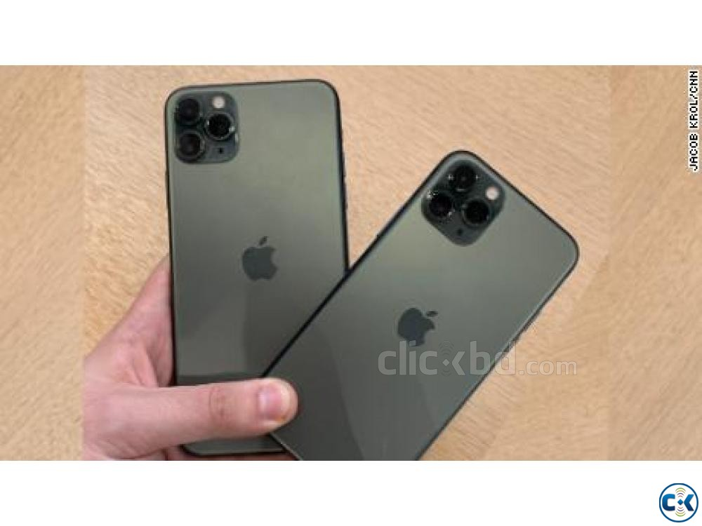 Apple iphone 11 Pro 64GB Green Grey Gold 4GB RAM  | ClickBD large image 1