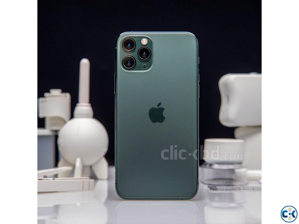 Apple iphone 11 Pro 64GB Green Grey Gold 4GB RAM  | ClickBD large image 4