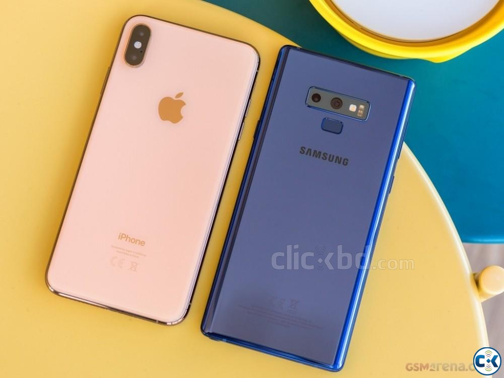 Apple iphone Xs Max 512GB Grey Gold 4GB RAM  | ClickBD large image 0