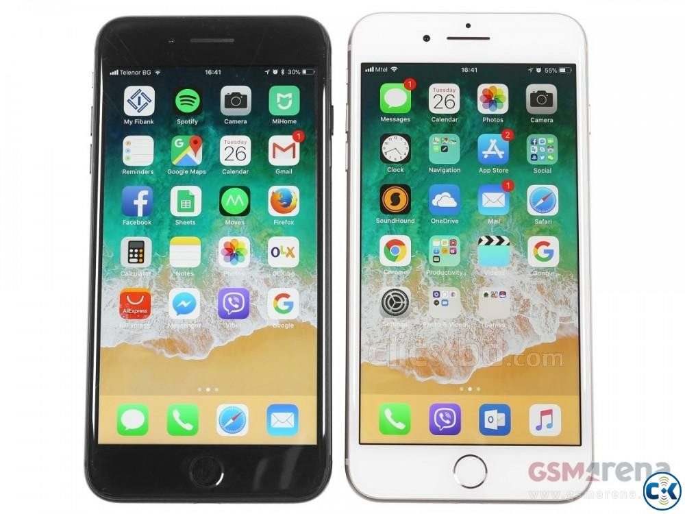 Apple iphone 8 64GB Grey Gold 3GB RAM  | ClickBD large image 4