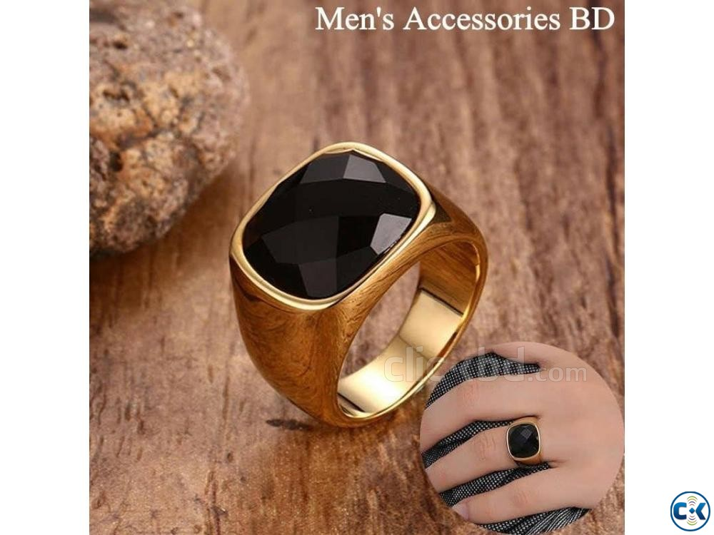 Good Quality Finger Ring For Men - 1pc | ClickBD large image 0
