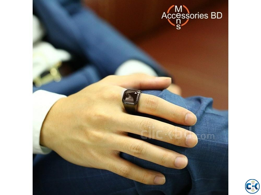 Good Quality Finger Ring For Men s | ClickBD large image 0