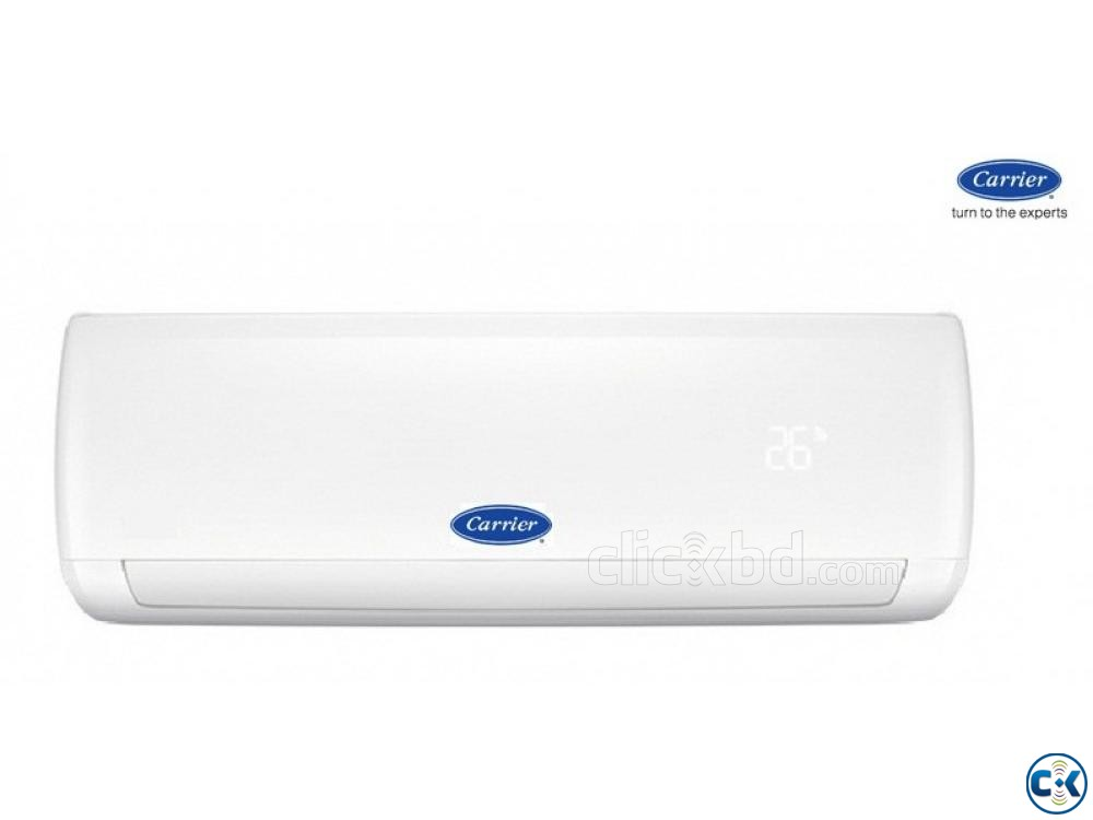 Carrier 1.5 Ton air conditioner 18000 btu split type ac | ClickBD large image 0