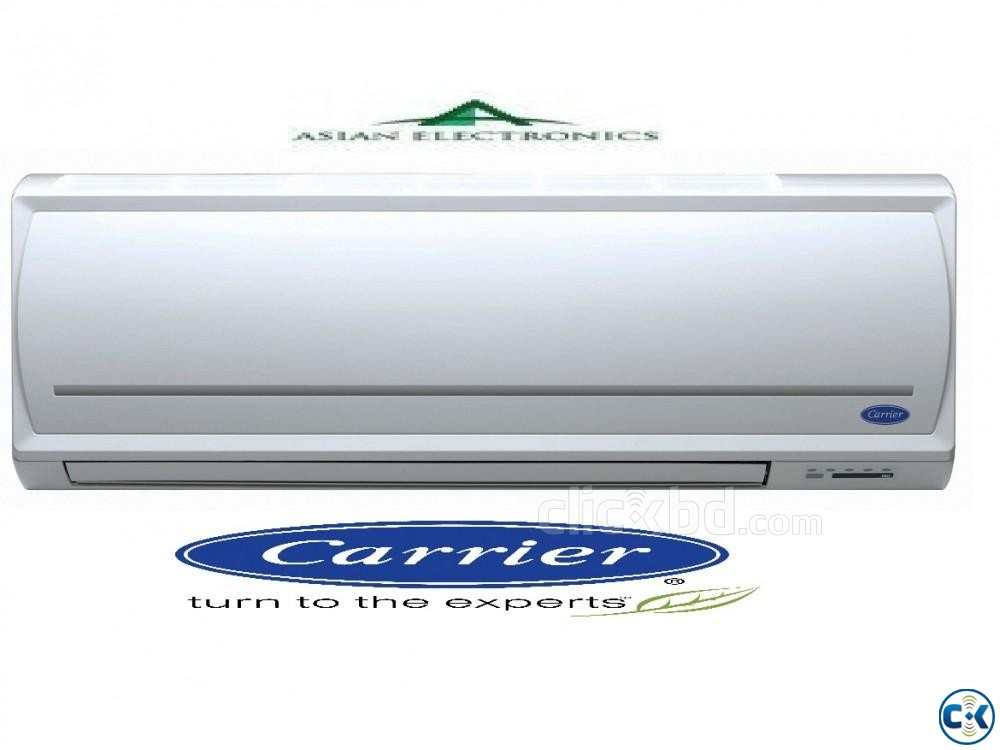 Carrier 1.5 Ton air conditioner 18000 btu split type ac | ClickBD large image 1