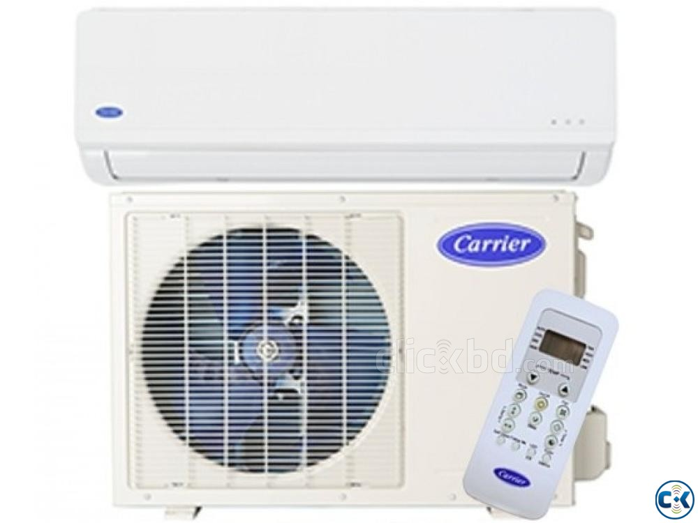 Carrier 2 Ton air conditioner 24000 btu split type ac. | ClickBD large image 1