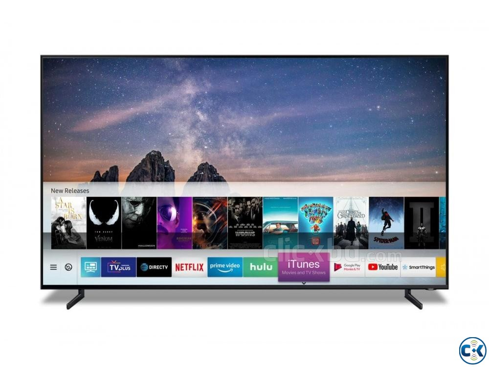 Samsung 55 RU7100 UHD Smart LED TV | ClickBD large image 0