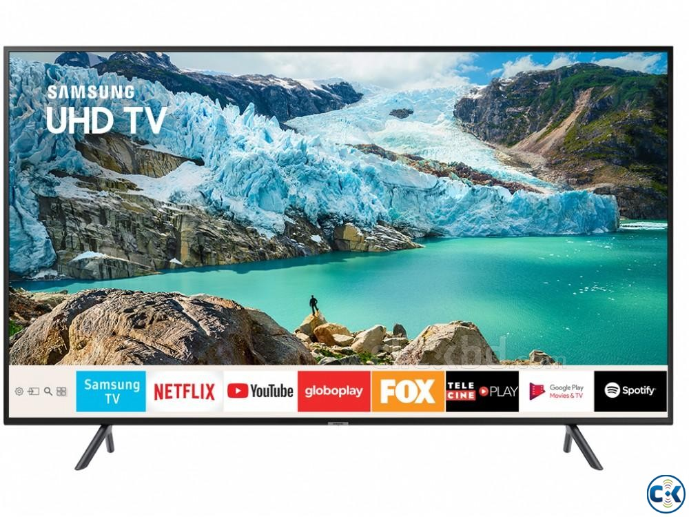Samsung 55 RU7100 UHD Smart LED TV | ClickBD large image 2
