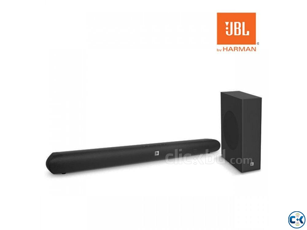 JBL Cinema SB150 Dolby Wireless Bluetooth Soundbar | ClickBD large image 1