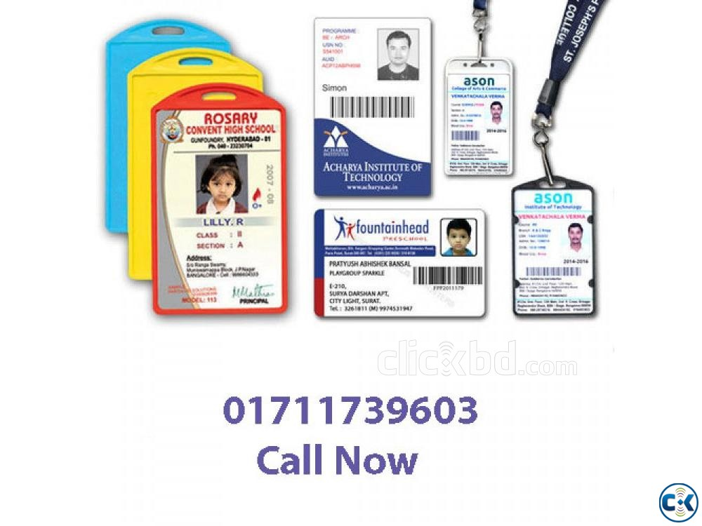 pvc id card paper price in bangladesh | ClickBD large image 0