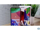 Samsung Galaxy A70s 128GB Black Blue 6GB RAM