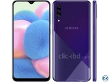 Samsung Galaxy A30s 64GB Black Blue 4GB RAM