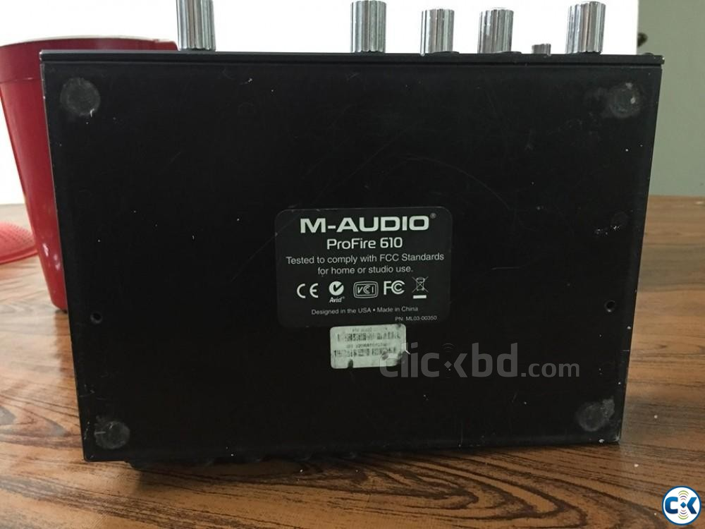 M-Audio Sound Card | ClickBD large image 0