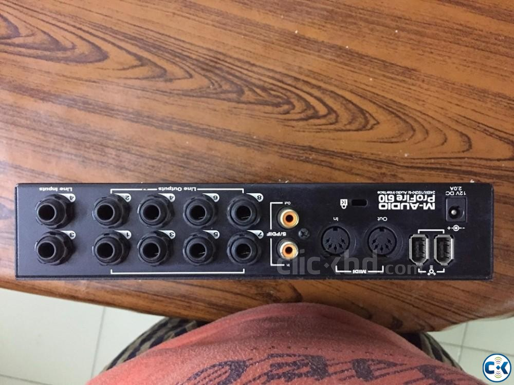 M-Audio Sound Card | ClickBD large image 1