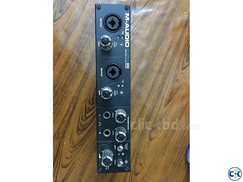 M-Audio Sound Card | ClickBD large image 2