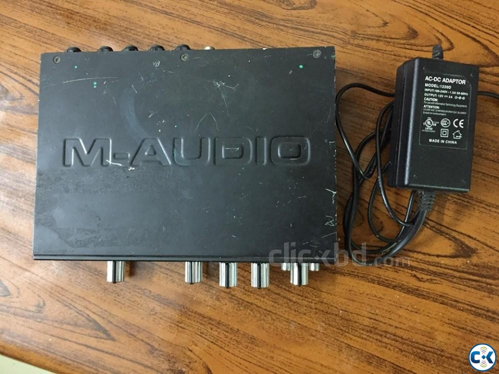 M-Audio Sound Card | ClickBD large image 4