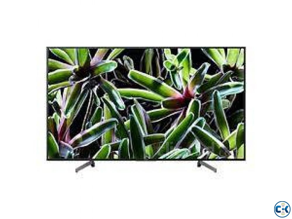 49 Inch SONY BRAVIA 49X8000G 4K ANDROID TV | ClickBD large image 0