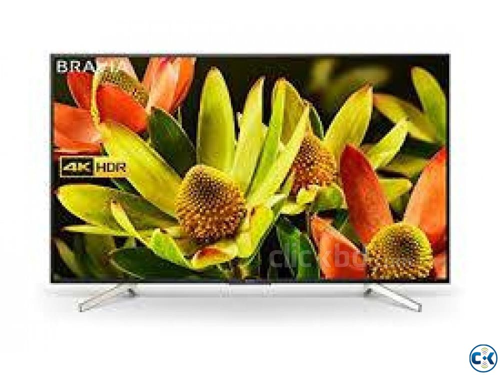 49 Inch SONY BRAVIA 49X8000G 4K ANDROID TV | ClickBD large image 1