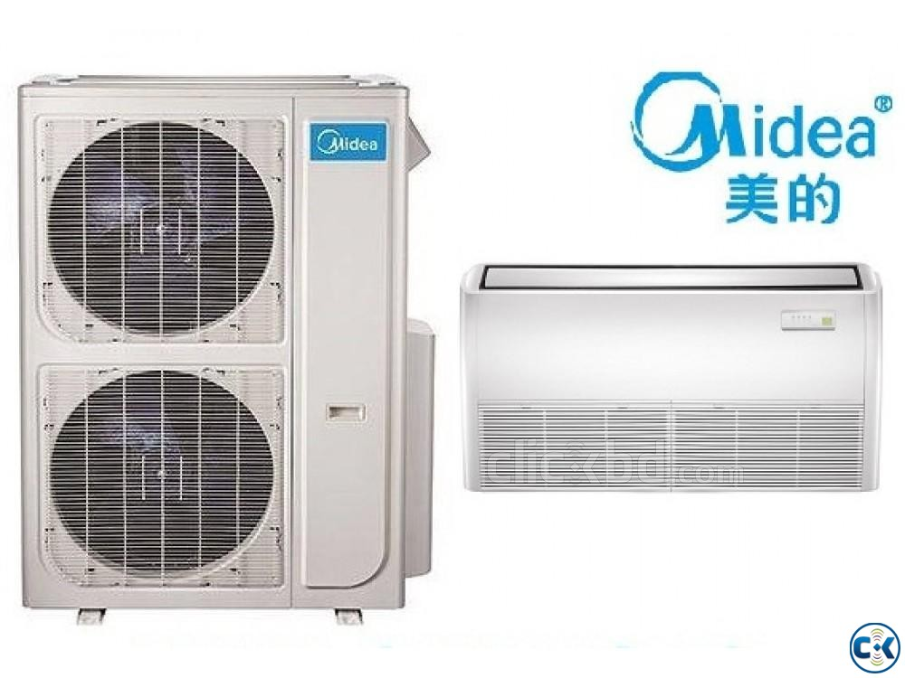 Midea 3.0 TON Air Conditioner Type Cassette Ceiling | ClickBD large image 1