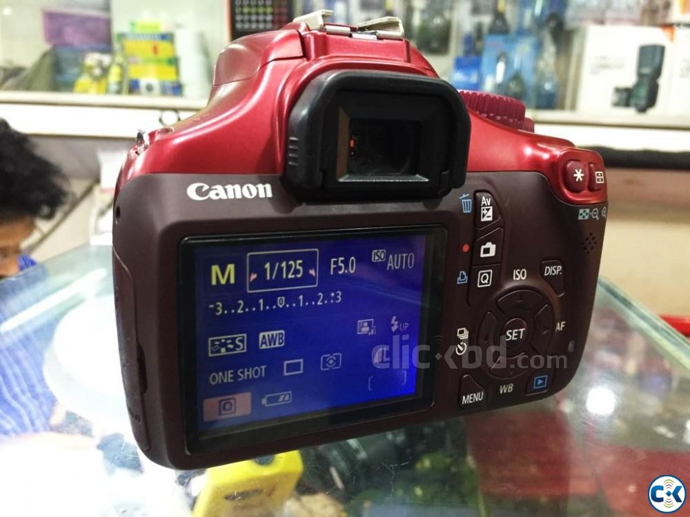 CANON EOS 1100D For Sale  | ClickBD large image 1