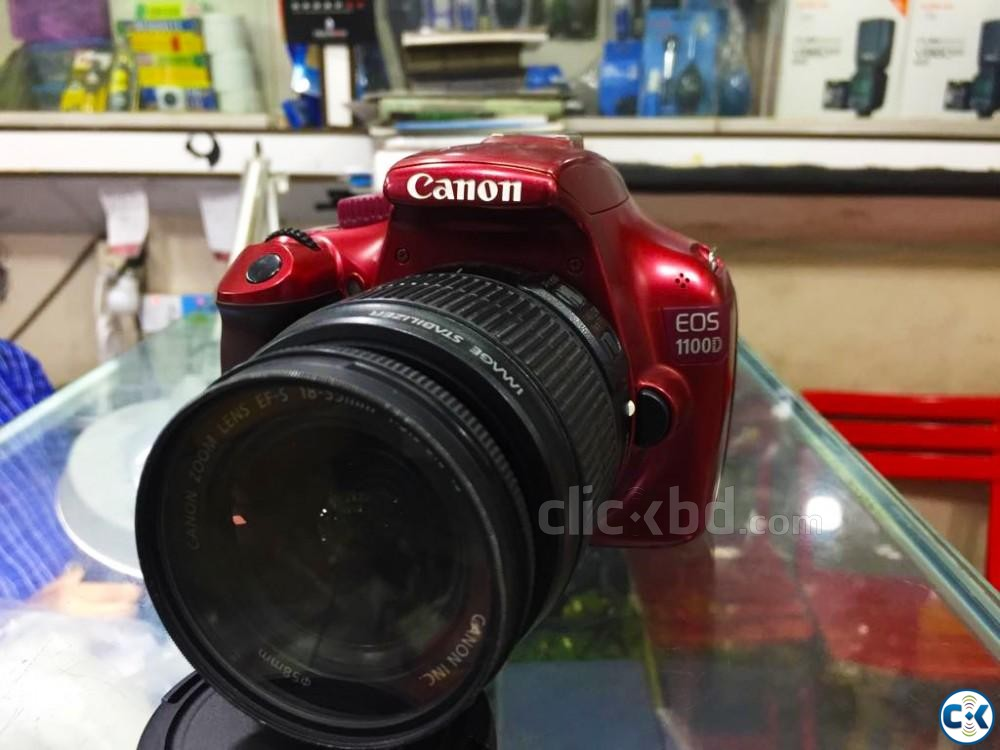 CANON EOS 1100D For Sale  | ClickBD large image 3