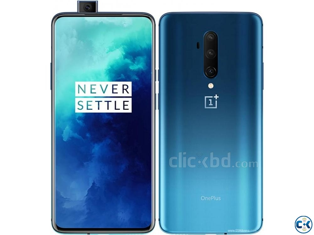 Oneplus 7T Pro 256GB Blue Silver 8GB RAM  | ClickBD large image 1