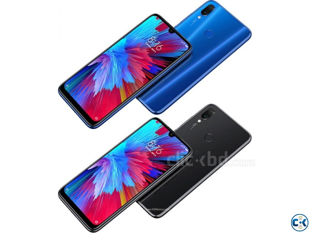 Xiaomi Note 7 Pro 128GB Black Blue White 6GB RAM  | ClickBD large image 2