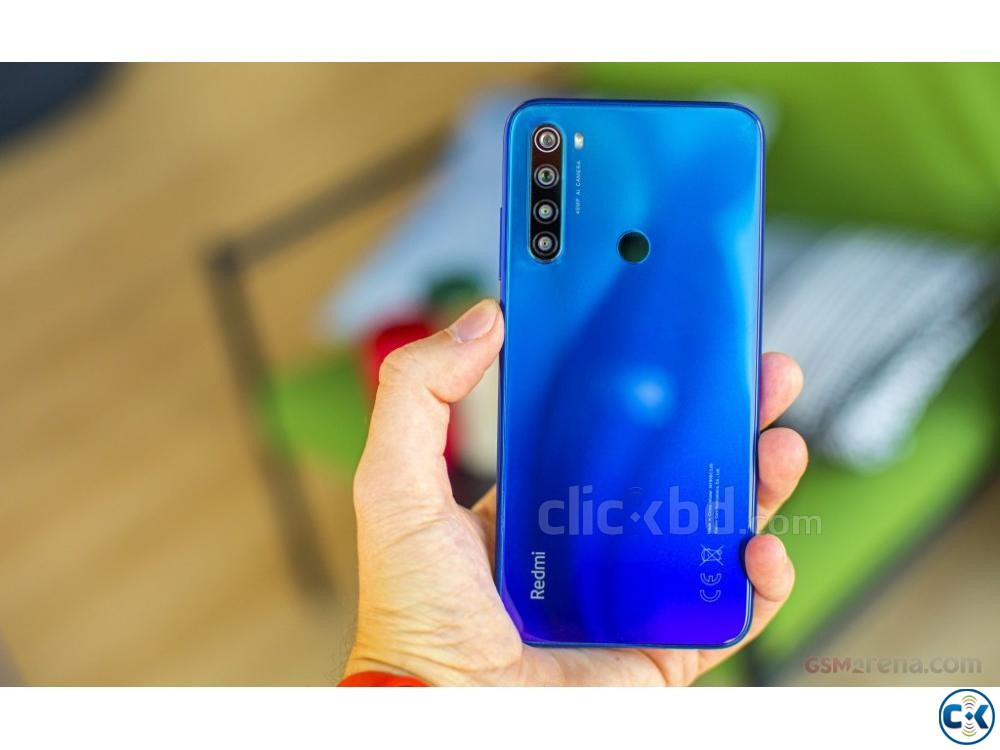 Xiaomi Note 8 64GB Black Blue White Purple 4GB RAM  | ClickBD large image 3